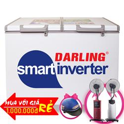 TỦ ĐÔNG MÁT INVERTER 370 LÍT DMF-3699WSI-2 ĐỒNG (R134A)