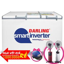 TỦ ĐÔNG MÁT INVERTER 450 LÍT DMF-4699WSI-2 ĐỒNG (R600A)