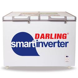 TỦ ĐÔNG MÁT INVERTER DARLING 450/350 LÍT DMF-4699WSI ĐỒNG (R134A) (NA)