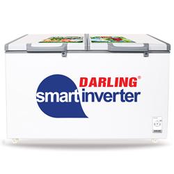TỦ ĐÔNG MÁT INVERTER DARLING 450/350 LÍT DMF-4699WSI-4 ĐỒNG (R134A/R600A)