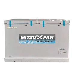 TỦ ĐÔNG MÁT INVERTER MITSUXFAN 440/320 LÍT MF2-500GW2 (ĐỒNG) (R134A) (2021)