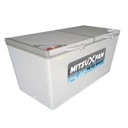 TỦ ĐÔNG MÁT INVERTER MITSUXFAN 530/390 LÍT MF2-600GW2 (ĐỒNG) (R134A) (2021)