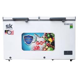 TỦ ĐÔNG MÁT INVERTER 250 LÍT SKF-300DI(JS) ĐỒNG (R600A)