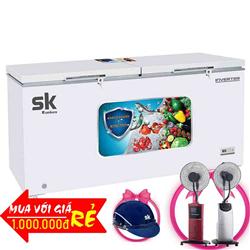 TỦ ĐÔNG MÁT INVERTER 400 LÍT SKF-400DI ĐỒNG (R600A)