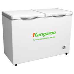 TỦ ĐÔNG MÁT KANGAROO 252 LÍT KG400DM2 ĐỒNG (R600A) (ĐÔNG MỀM)
