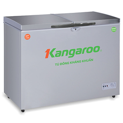 TỦ ĐÔNG MÁT KANGAROO 298 LÍT KG298VC2 ĐỒNG (R600A)