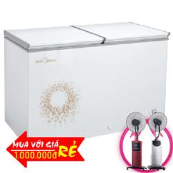 TỦ ĐÔNG MÁT MIDEA 300 LÍT FMD-350CN ĐỒNG (R600A)