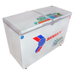 TỦ ĐÔNG MÁT SANAKY INVERTER 220 LÍT VH-2899W3 ĐỒNG (R600A)