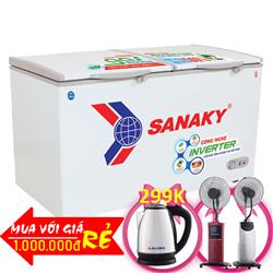 ĐÔNG MÁT INVERTER 300 LÍT VH-4099W3 ĐỒNG (R600A)
