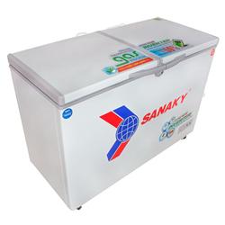 TỦ ĐÔNG MÁT SANAKY INVERTER 365 LÍT VH-5699W3 ĐỒNG (R600A)