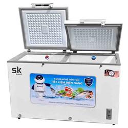 TỦ ĐÔNG MÁT SUMIKURA 350 LÍT SKF-350D(JS)/SKF-350DT ĐỒNG (R600A) (KÍNH LÙA)