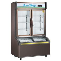 TỦ ĐÔNG MÁT TRƯNG BÀY SIÊU THỊ 758 LÍT SNOW VILLAGE LCD-1198 (R600A) (ĐÔNG TRƯNG BÀY KEM)