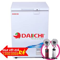 TỦ ĐÔNG MINI DAIICHI 150 LÍT DC-CFXD1589A   ĐỒNG (R600A)