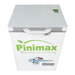 TỦ ĐÔNG MINI PINIMAX 100 LÍT PNM-15AF (ĐỒNG) (R600A) (KÍNH CƯỜNG LỰC) (2021)