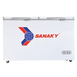 TỦ ĐÔNG SANAKY 208 LÍT VH-255A2 NHÔM (R600A)