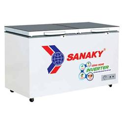 TỦ ĐÔNG SANAKY INVERTER 240 LÍT VH-2899A4K ĐỒNG (R600A) (KÍNH CƯỜNG LỰC)