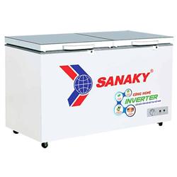 TỦ ĐÔNG SANAKY INVERTER 240 LÍT VH-2899A4KD ĐỒNG (R600A) (KÍNH CƯỜNG LỰC)