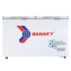 TỦ ĐÔNG SANAKY INVERTER 410 LÍT VH-5699HY3 ĐỒNG (R600A)