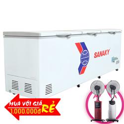 TỦ ĐÔNG SANAKY INVERTER 900 LÍT VH-1199HY3 ĐỒNG (R600A)