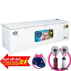 TỦ ĐÔNG SUMIKURA 1350 LÍT SKF-1350S ĐỒNG (R290)