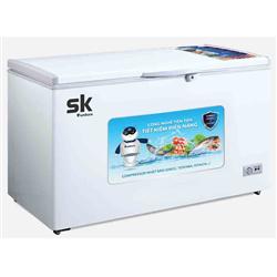 TỦ ĐÔNG SUMIKURA 300 LÍT SKF-300S(JS) ĐỒNG (R600A) (LÀM BIA SỆT) (ĐÔNG MỀM)
