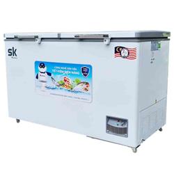 TỦ ĐÔNG SUMIKURA 300 LÍT SKF-300S(JS) ĐỒNG (R600A) (LÀM BIA SỆT) (ĐÔNG MỀM) (2021)