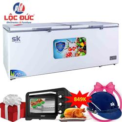 TỦ ĐÔNG SUMIKURA 550 LÍT SKF-550S ĐỒNG (R600A)