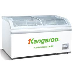 TỦ ĐÔNG TRƯNG BÀY KEM KANGAROO 328 LÍT KG608A1 ĐỒNG (R600A) (2021)