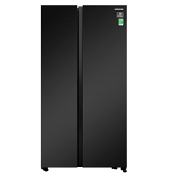 TỦ LẠNH SAMSUNG SIDE BY SIDE INVERTER 647 LÍT RS62R5001B4/SV (2021) (TWIN COOLING PLUS)