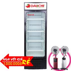 TỦ MÁT 1 CỬA DAIICHI 300 LÍT DC-SC303 NHÔM (R134A)