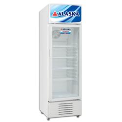 TỦ MÁT ALASKA 260 LÍT LC-455H NHÔM (R600A) (2020)
