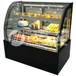 TỦ MÁT TRƯNG BÀY SNOW VILLAGE 500 LÍT GB-500-4L