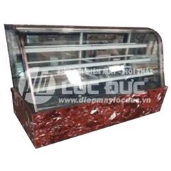 TỦ MÁT TRƯNG BÀY SNOW VILLAGE 350 LÍT GB-350-4L