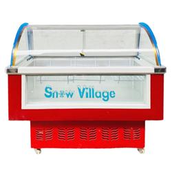 TỦ MÁT TRƯNG BÀY THỊT NGUỘI 268 LÍT SNOW VILLAGE SC-1.3 (R600A) (2021)